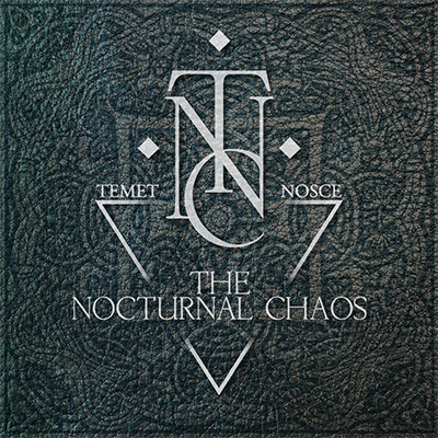 The Nocturnal Chaos - Temet Nosce Cover Art